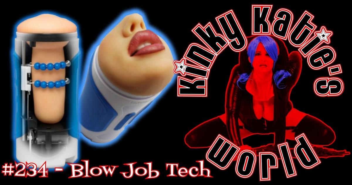 Blow job tech